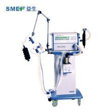 益生电动呼吸机SC-5型  适用于对呼吸衰竭病人的呼吸治疗