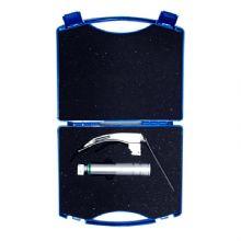 KAWE 德国卡威难度带弯钩光纤喉镜FlaplightF.O 光纤弯钩叶片可更换光纤