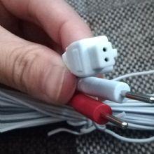 华谊脉冲治疗仪配件:电极线G6805-2a