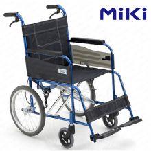 Miki 三贵轮椅车MC-43K 蓝色款