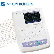 日本光电多道心电图机ECG-1350C 十二道自动分析心电图机