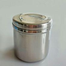华瑞不锈钢药膏罐 A394