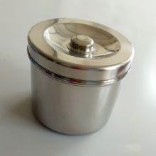 华瑞不锈钢药膏罐 A392