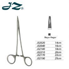 金钟持针钳J32210 20cm 粗针