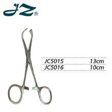 金钟帕巾钳JC5015 13cm 埃氏