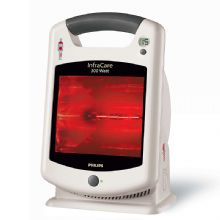 飞利浦红外线治疗仪 HP3631德国进口家用医用 远红外线理疗仪 红外线烤灯 缓解肌肉酸疼
