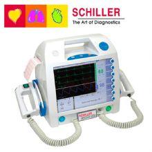 席勒除颤监护仪Defigard 5000 -C:带自动除颤和体外起搏,血氧监护