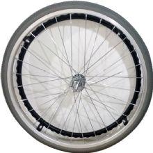 上海互邦轮椅车配件:22寸后轮 22寸上海互邦电动轮椅配件