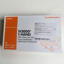 英国施乐辉透明敷贴IV3000 4008 10*12CM
