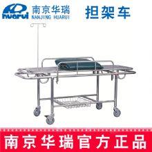 华瑞不锈钢手术车(四小轮) B052