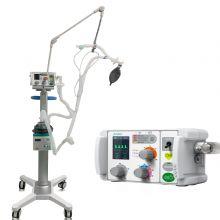 深圳安保呼吸机6000S 转运呼吸机车载救援呼吸机