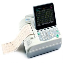 华清心仪心电图机EM-301  精确的心电图自动诊断功能