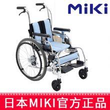 Miki 三贵轮椅车 MUT-1ER免充气胎