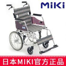Miki 三贵轮椅车MOCC-43JL型  免充气胎