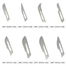 金钟手术刀片J0B070 22#(10片/包,10包/盒)供安装于手术刀柄上  切割软组织用