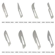 金钟手术刀片J0B080 23#(10片/包,10包/盒)供安装于手术刀柄上 切割软组织用