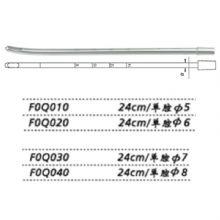 上海金钟流产吸引管 F0Q020不锈钢人流吸引管