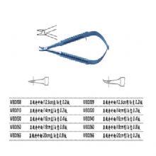 上海金钟显微持针钳 WBD080