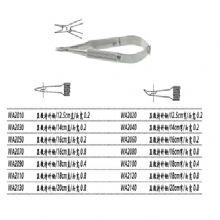 上海金钟显微持针钳 WA2020