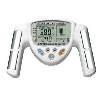 欧姆龙体重身体脂肪测量器HBF-306型 礼盒装