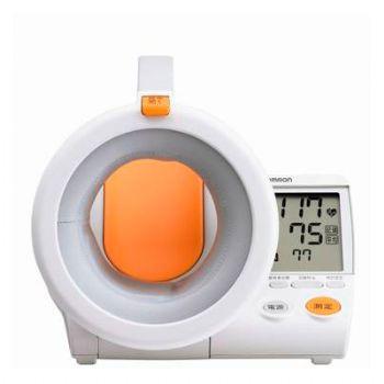欧姆龙电子血压计HEM-1000型 全自动 上臂式