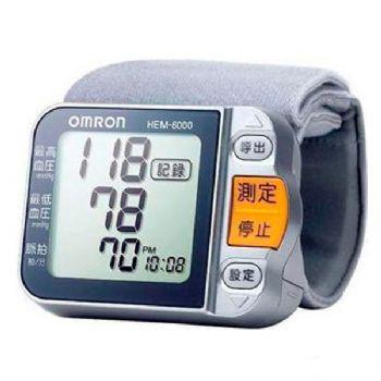欧姆龙电子血压计HEM-6000型 全自动 手腕式