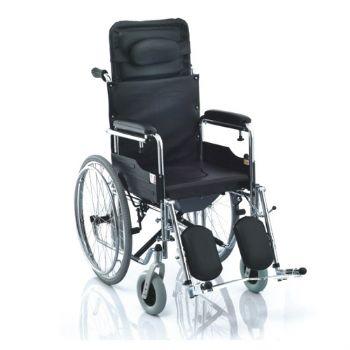 鱼跃轮椅车H009B型 喷塑软座