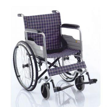 鱼跃轮椅车H007型 喷塑 软座