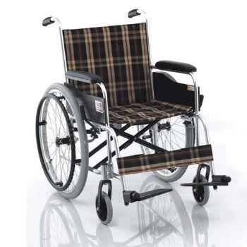 鱼跃轮椅车H031型 铝合金