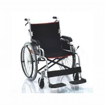 鱼跃轮椅车5000型 高强度航空铝材