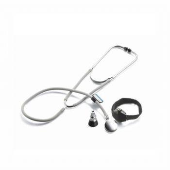 鱼跃听诊器新型铝合金 双用