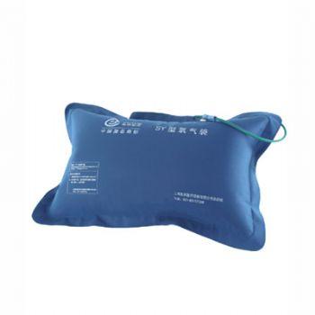 鱼跃氧气袋30升 尼龙面/附鼻氧管