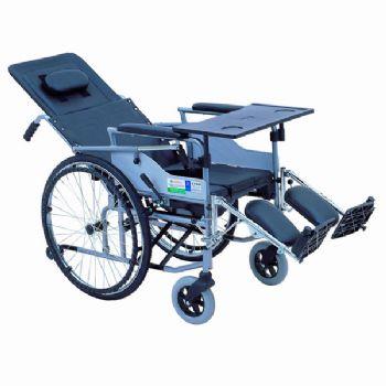 上海互邦轮椅车HBG6-B型 钢管