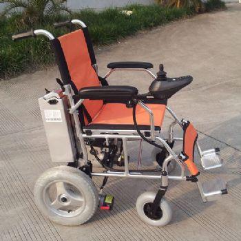 WISKING 上海威之群电动轮椅车Wisking-1029型 锂电池 进口控制器