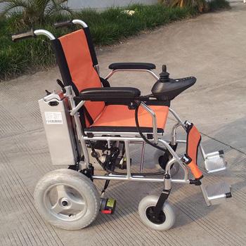WISKING 上海威之群电动轮椅车