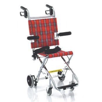 鱼跃轮椅车1100型 全铝合金 可折叠