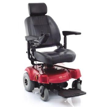 鱼跃电动轮椅车D310型 英国PG控制器 进口电机