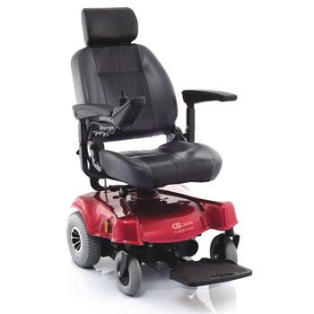 魚躍電動輪椅車