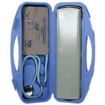 上海玉兔血压计(保健盒)H-1A型 血压计+听诊器+体温计