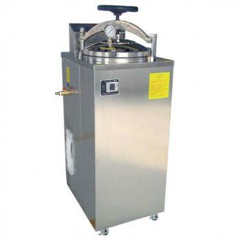 上海博迅不锈钢立式压力蒸汽灭菌器YXQ-LS-75G 自动 带干燥型