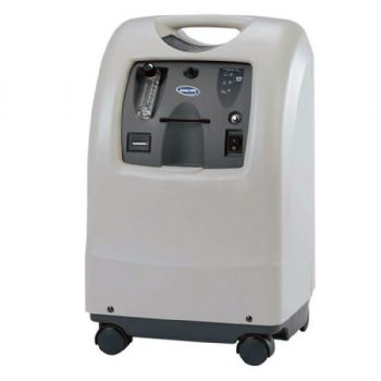 Invacare 英维康制氧机IRC5PO2AW 精灵型 出氧量5升/分钟 超静音 氧浓度监测报警