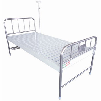 華瑞不銹鋼、噴塑混合型平板病床