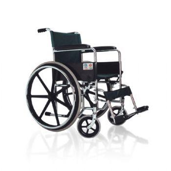 鱼跃轮椅车2500型 真空免充气胎