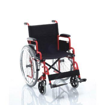 鱼跃轮椅车3000型 喷塑车架 可翻手