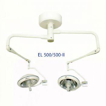鹰牌手术无影灯EL 500/500-II 配进口臂