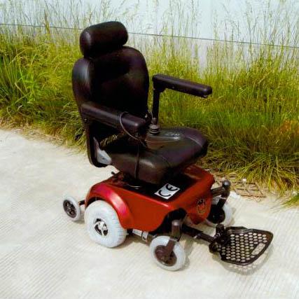 WISKING 上海威之群電動輪椅車