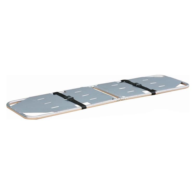 铝合金折叠担架YXH-1B2 采用高强度铝合金材料制成