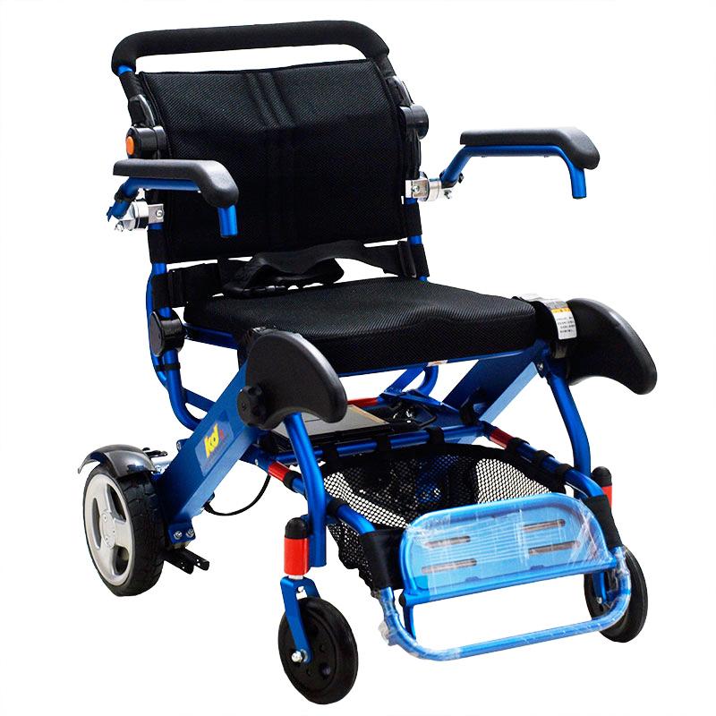 康帝电动轮椅车