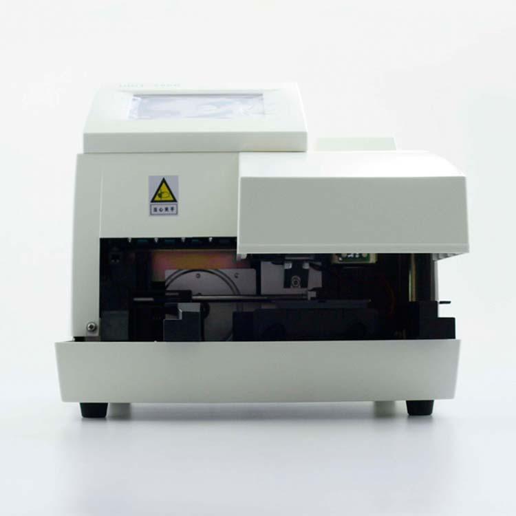 优利特尿液分析仪URIT-500B(U-500B) 触摸式液晶显示器