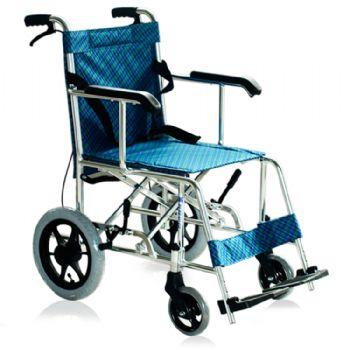 上海互邦轮椅车HBL23-S型 12寸后轮 带后手刹